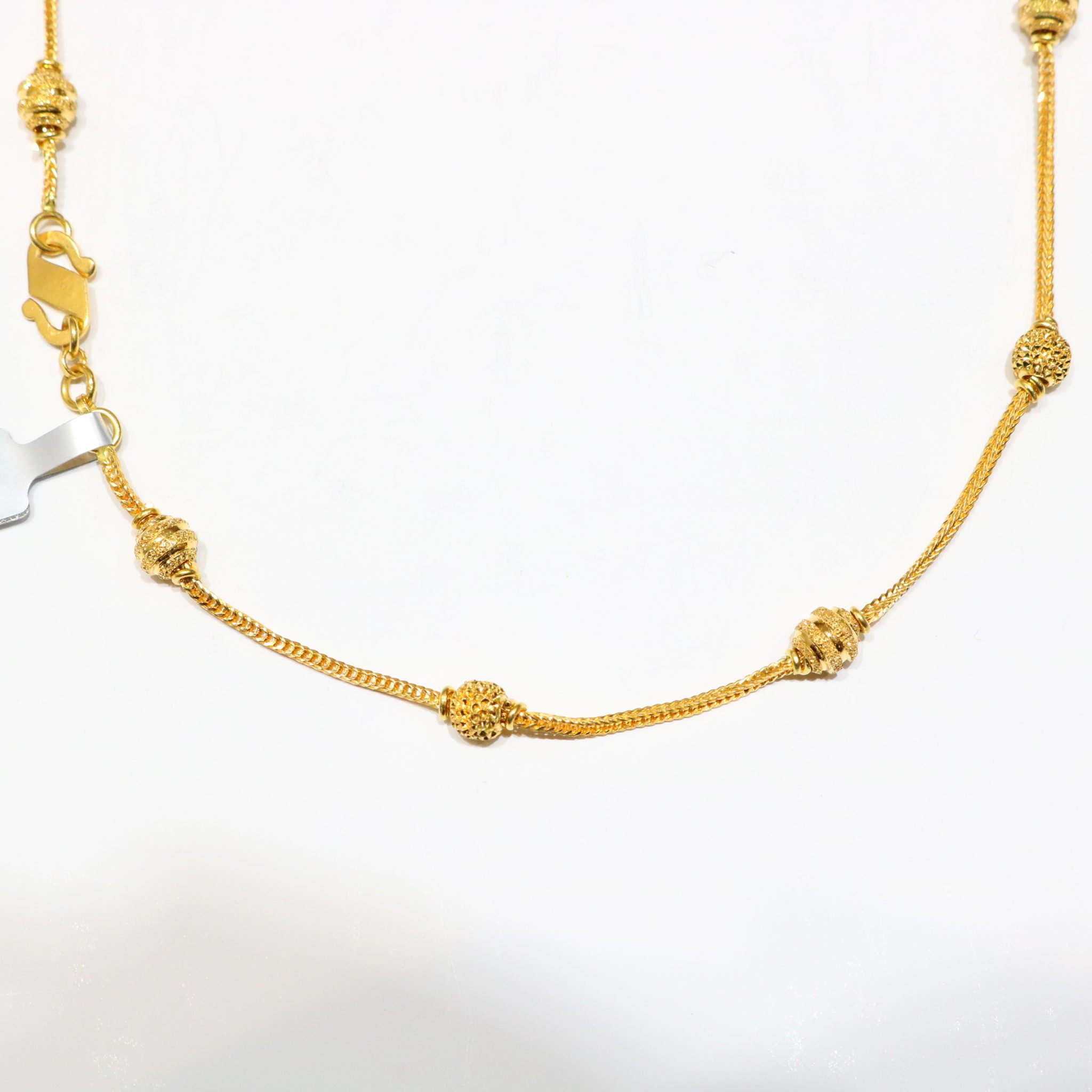decorative chains victorian gold necklace french chain