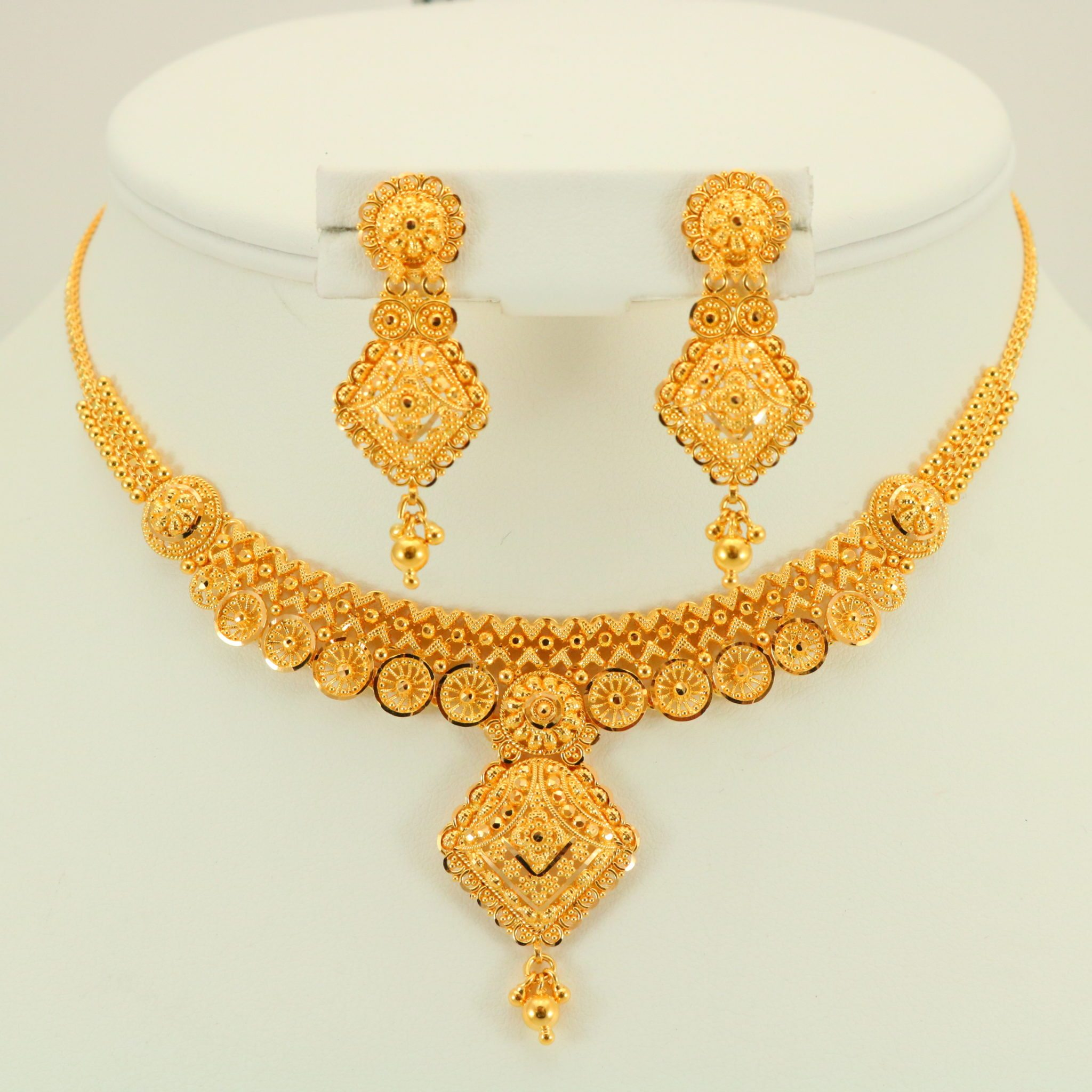 Inspirational Gold Necklace Simple Designs | Jewellry\'s Website