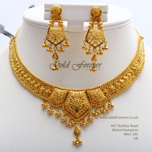 Asian Gold Jewellery In Wolverhampton 22 Carat Indian Gold